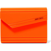 Jimmy Choo - Candy neon acrylic clutch
