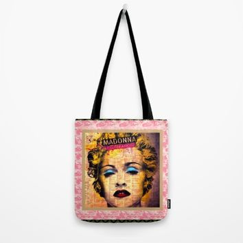 madonnacelebration Tote Bag by Kathead Tarot