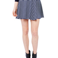 Papaya Clothing Online :: ESSENTIAL CHECKED SKATER SKIRT