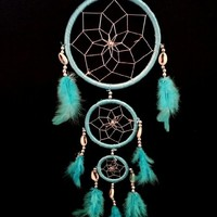 Dream Catcher with Feather Wall Hanging Ornament-3lb