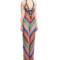 Missoni Mare - Crcohet Knit Jumpsuit