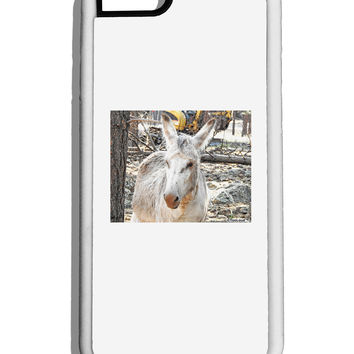 Troubled Burro White Dauphin iPhone 6 Cover