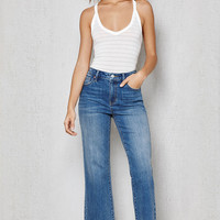 PacSun Wildflower Crop Kick Flare Jeans at PacSun.com