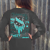 Long Sleeve with Pocket Oklahoma Song
