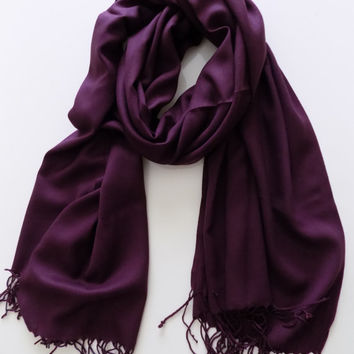Purple Pahmina shawl,Oversize purple pashmina scarf,Bridesmaid Gift Women Fashion Accessories Scarves Gift Ideas For Her For Mom ,Christmas