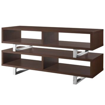 "Amble 47"" TV Stand Walnut"