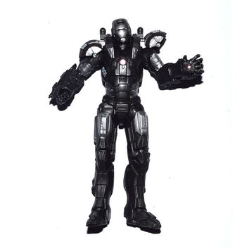 """Marvel Universe The Avengers Iron Man War Machine Rhodes 3.75"""" Action Figure GIFT TOY DOLL"""