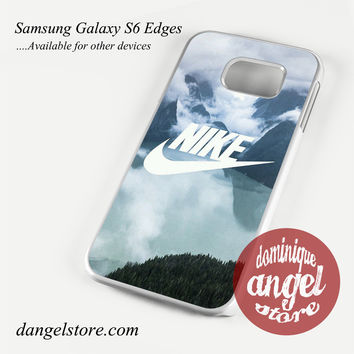 Nike in Lake Phone Case for Samsung Galaxy S3/S4/S5/S6/S6 Edge/S6 Edge Plus