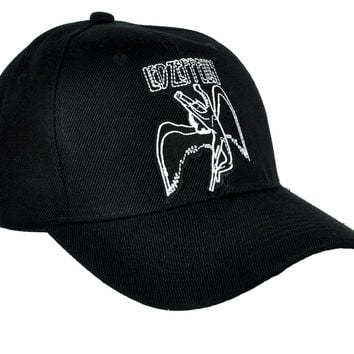 Led Zepplin Hat Baseball Cap Heavy Metal Clothing