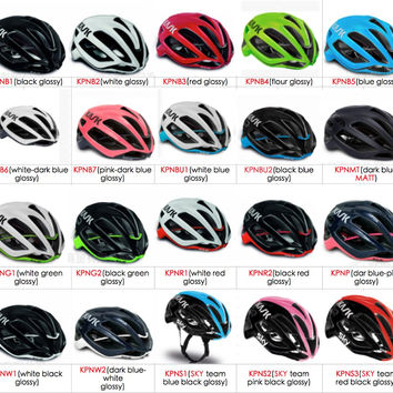 Professional Kask Protone Cycling Helmet For Women and Men 52/58cm FREE SHIPPING!