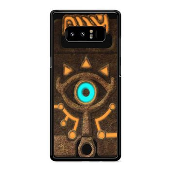 Sheikah Slate Samsung Galaxy Note 8 Case