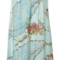 Silk Maxi Dress by Traffic People** - Dresses - Clothing - Topshop USA