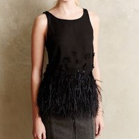 Feathered Fringe Blouse by Moulinette Soeurs