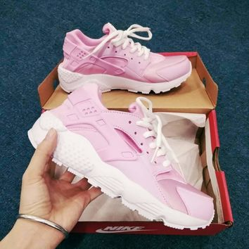 Nikeair Huarache Running Sport Casual Shoes Sneakers Pink G Aa Sddsl Khzhxmkh 3