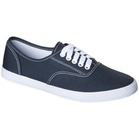 Women's Mossimo Supply Co. Lunea Canvas Sneaker -  Navy