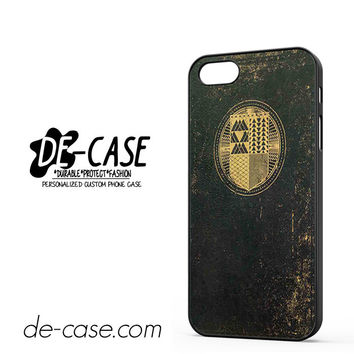 Destiny Ghost Edition Book For Iphone 5 Iphone 5S Case Phone Case Gift Present
