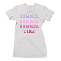 Summer Time Tee