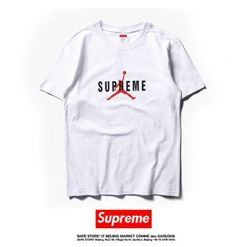 Cheap Women's and men's supreme t shirt for sale 85902898_0069