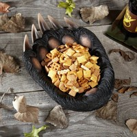 Hungry Bear Paw Serving Bowl