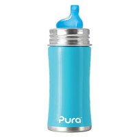 11oz (325ml) BPA-Free Stainless Steel Toddler bottle,  6 months+