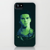 Gale Hawthorne - Hunger Games iPhone & iPod Case by Dr.Söd
