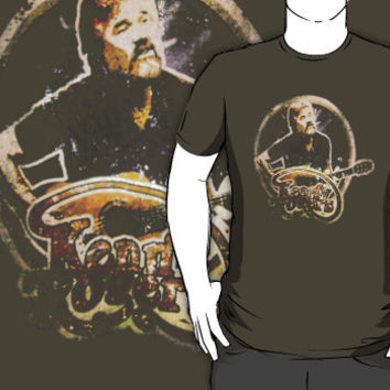 Kenny Rogers Breaking Bad Shirt by BUB THE ZOMBIE