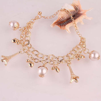 New Fashion Foot Jewelry Attractive Design Anklets For Women Girl  Birthday Gift  Hot Sell