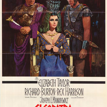 Cleopatra 11x17 Movie Poster (1963)