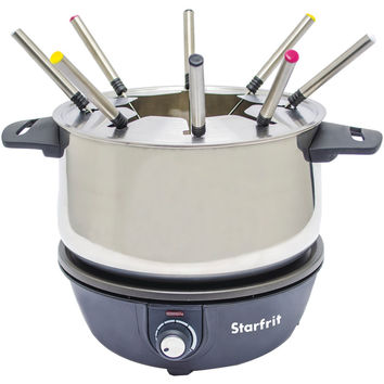 The Rock By Starfrit The Rock By Starfrit Electric Fondue Pot