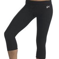 Fitted Gymnastics Capri from GK Elite