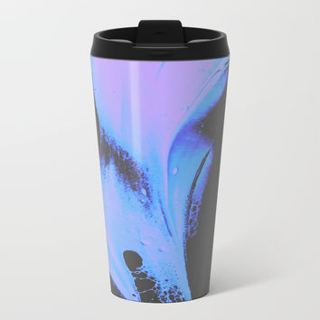 Feeling Good Metal Travel Mug by duckyb
