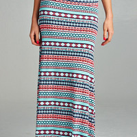 On Cloud Nine Maxi Skirt