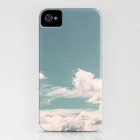 Fluffy iPhone Case by Galaxy Eyes | Society6