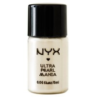 NYX Loose Pearl Eye Shadow, White Pearl, 0.192 Ounce