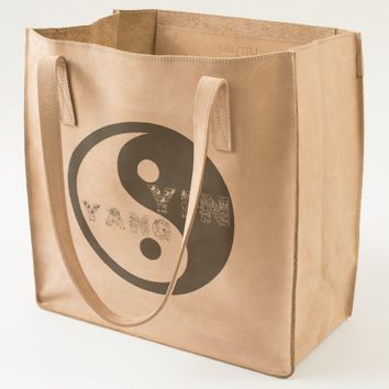 Yang Yin Symbol UBUNTU Collection Tote