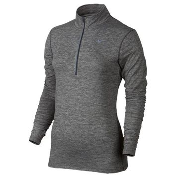 Nike Dri-FIT Element 1/2 Zip - Women's at Lady Foot Locker
