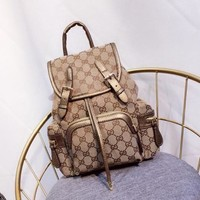 GUCCI GG Small Backpack