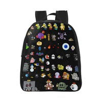 Super Baddies Kids School Backpack (small)