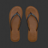 Womens Leather | Womens Flip Flops | Abercrombie.com