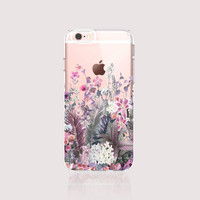 iPhone 6s Case Floral iPhone 6s Plus Case Floral Clear iPhone Case Floral iPhone Case Floral Samsung Galaxy S6 Case Samsung Note 5 Case