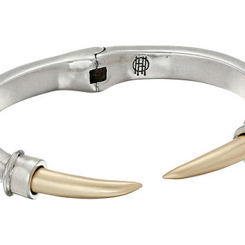 House of Harlow 1960 Horns of Catoblepas Cuff Silver - Zappos.com Free Shipping BOTH Ways