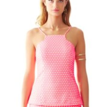 Costello Cut-In Strappy Top - Lilly Pulitzer
