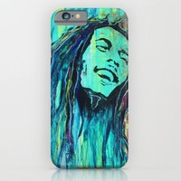 Feelin The Rain iPhone & iPod Case by Sophia Buddenhagen