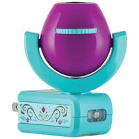 Disney Led Projectables Night-light With Auto On And Off (frozen)