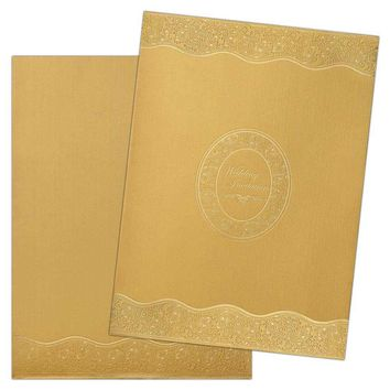 Best Selling Wedding Invitation Card-KNK3054