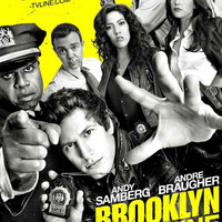 Brooklyn Nine-Nine TV Show Cast Poster 11x17
