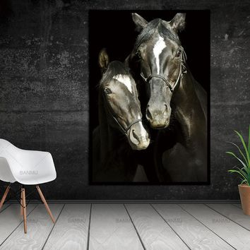 Canvas Wall Art: The Horses Collection Canvas Wall Art Prints