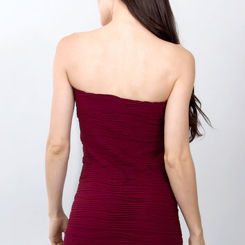 Seamless Textured Dress