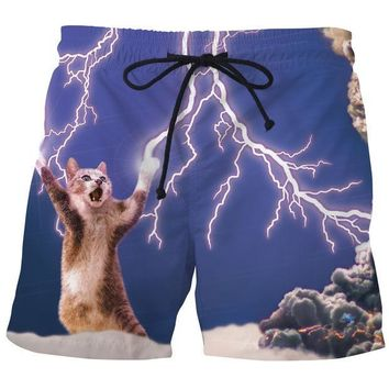 ESB8UH Thundercat Swim Shorts