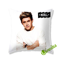 Niall Horan 1D Square Pillow Cover